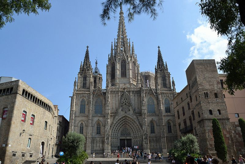 Контакты гида в Барселоне